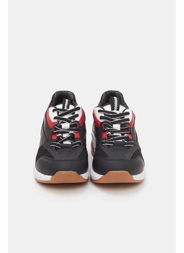 Nebbati Erkek Çocuk Siyah Ayakkabı 20Fw0Nb3028 Siyah